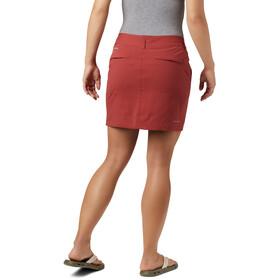 Columbia Saturday Trail Spódnica Kobiety, czerwony